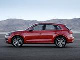 Audi Q5 TFSI quattro S line 2016 wallpapers