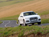 Audi Q5 TDI quattro S line UK-spec 2017 wallpapers