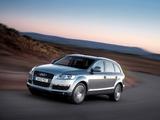 Audi Q7 4.2 quattro 2005–09 images