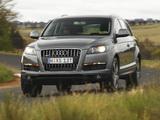 Audi Q7 3.0 TDI quattro AU-spec 2005–09 pictures
