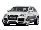 B&B Audi Q7 2005–09 pictures