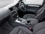 Audi Q7 4.2 TDI quattro S-Line UK-spec 2006–09 photos