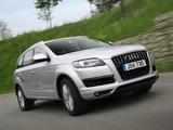 Audi Q7 3.0 TDI quattro UK-spec 2009 images