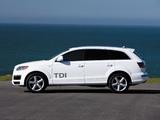 Audi Q7 TDI Clean Diesel quattro US-spec 2009–10 pictures