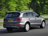 Audi Q7 3.0 TDI quattro UK-spec 2009 pictures
