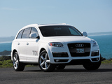 Audi Q7 TDI Clean Diesel quattro US-spec 2009–10 wallpapers