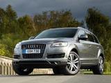 Audi Q7 3.0 TDI quattro UK-spec 2009 wallpapers