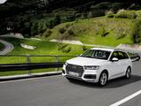 Audi Q7 TDI quattro (4M) 2015 images