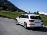 Audi Q7 TDI quattro (4M) 2015 wallpapers