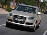 Images of Audi Q7 3.0 TDI quattro 2005–09
