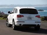 Images of Audi Q7 TDI Clean Diesel quattro US-spec 2009–10