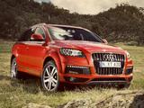 Images of Audi Q7 3.0T quattro AU-spec 2010