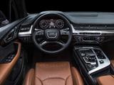 Photos of Audi Q7 TDI quattro (4M) 2015
