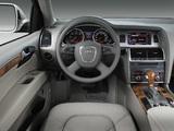 Pictures of Audi Q7 3.0 TDI quattro 2005–09