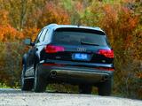Pictures of Audi Q7 3.6 quattro US-spec 2008–10