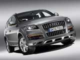 Audi Q7 4.2 TDI quattro 2009 wallpapers