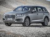 Audi Q7 TFSI quattro Latam (4M) 2016 wallpapers
