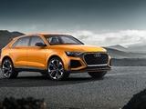 Audi Q8 Sport Concept 2017 pictures