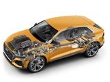 Photos of Audi Q8 Sport Concept 2017