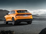 Audi Q8 Sport Concept 2017 wallpapers