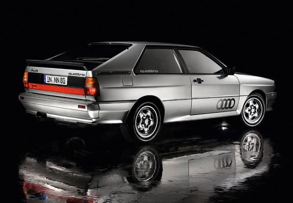 Audi Quattro (85) 1980-87 images