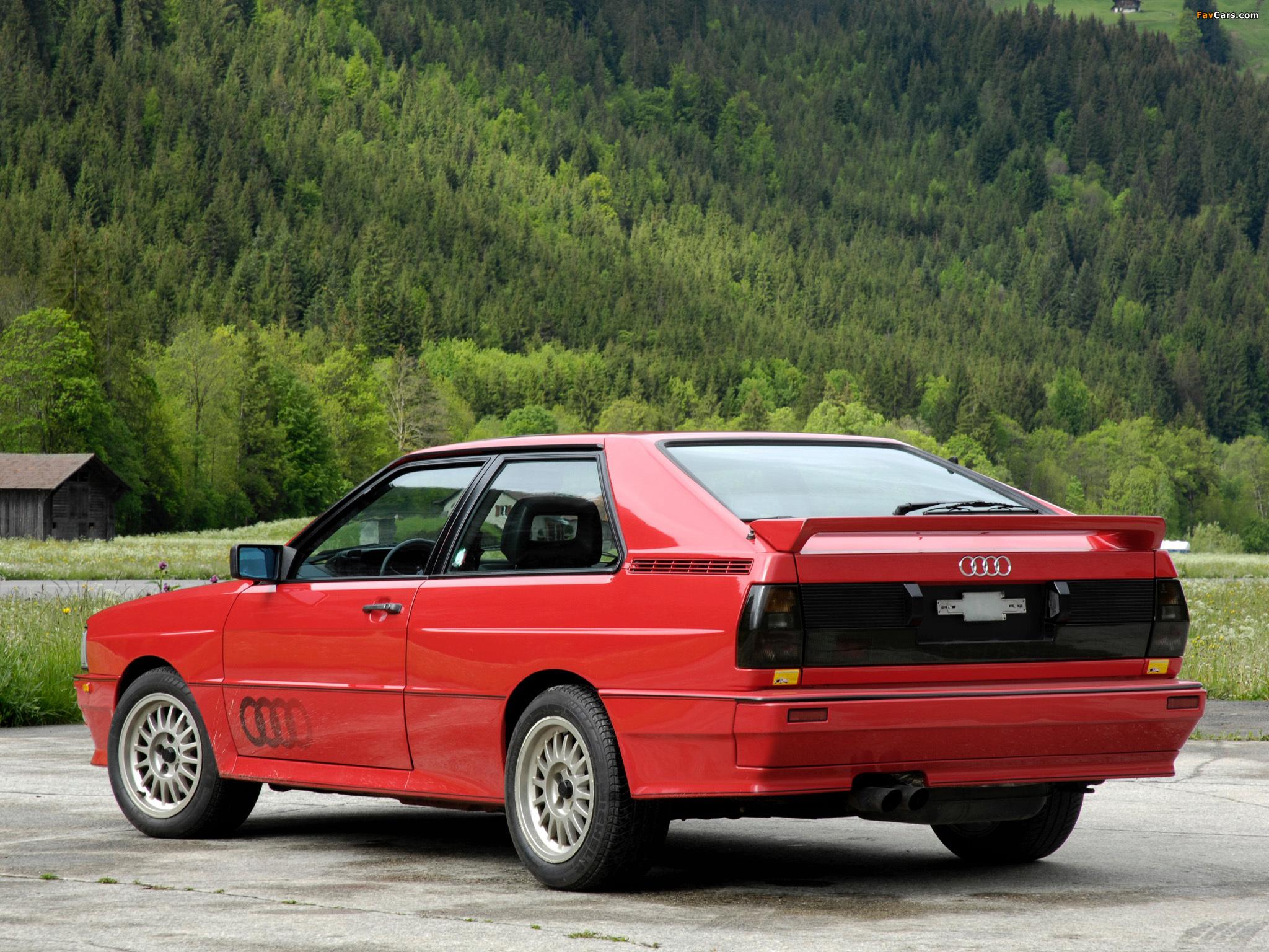 Audi Quattro (85) 1980-87 wallpapers (2048x1536)