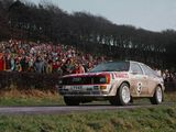 Audi Quattro Group 4 Rally Car (85) 1981–82 wallpapers
