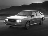 Audi Quattro US-spec (85) 1982–85 images