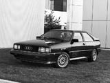Audi Quattro US-spec (85) 1982–85 photos