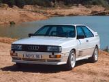 Audi Quattro (85) 1987–91 pictures