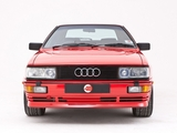 Audi Quattro UK-spec (85) 1987–91 wallpapers