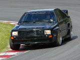 Dahlback Racing Audi quattro images