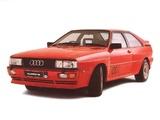 Images of Audi Quattro UK-spec (85) 1987–91