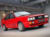 Pictures of Audi Quattro UK-spec (85) 1987–91