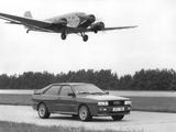 Audi Quattro (85) 1980–87 wallpapers