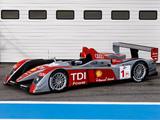 Images of Audi R10 TDI 2008