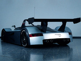Audi R8R LMP Prototype 1998 photos