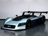 Pictures of Audi R8R LMP Prototype 1998