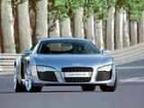 Audi Le Mans Concept 2003 images