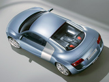 Audi Le Mans Concept 2003 photos