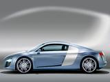 Audi Le Mans Concept 2003 pictures