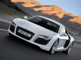 Audi R8 2007 images