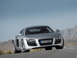 Audi R8 2007 photos