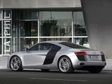 Audi R8 2007 pictures