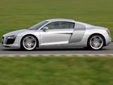 Audi R8 UK-spec 2007 pictures