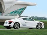 Audi R8 US-spec 2007 wallpapers