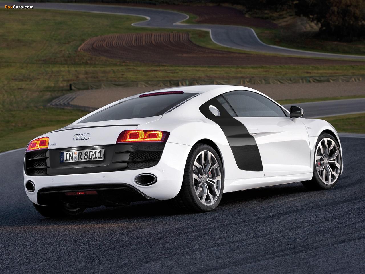 Audi R8 V10 2009 12 Images 1280x960