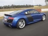 Audi R8 V10 AU-spec 2009–12 images