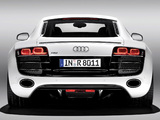 Audi R8 V10 2009–12 images