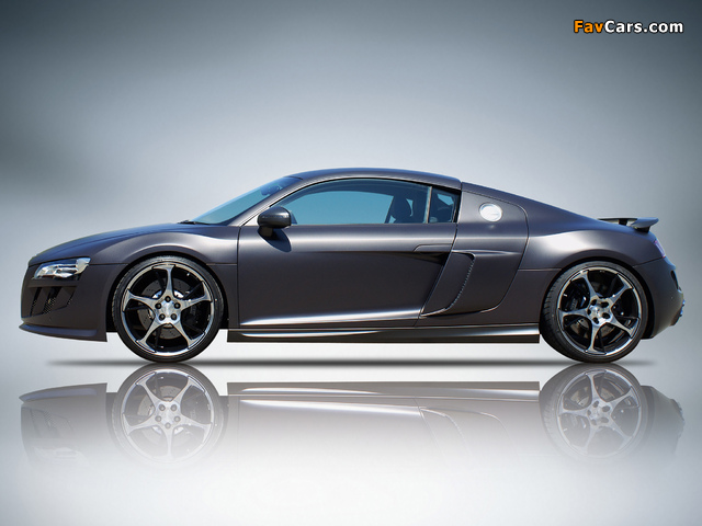 Abt Audi R8 Carbon 2009 12 Photos 640x480